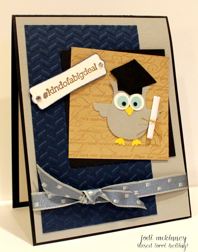 Graduation Card Julie