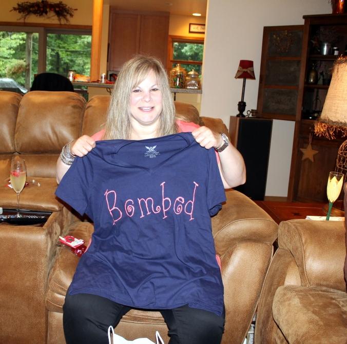 GFC2014 Renee Bombed