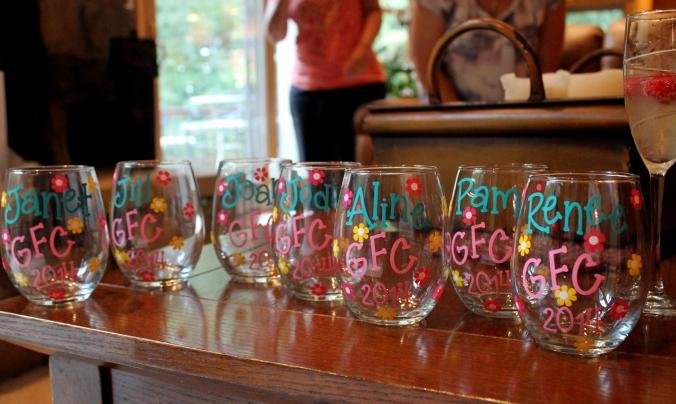 GFC2014 wine glasses
