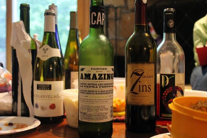 GFC2014 Wine Tasting