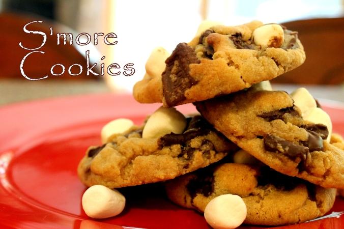 smore cookies
