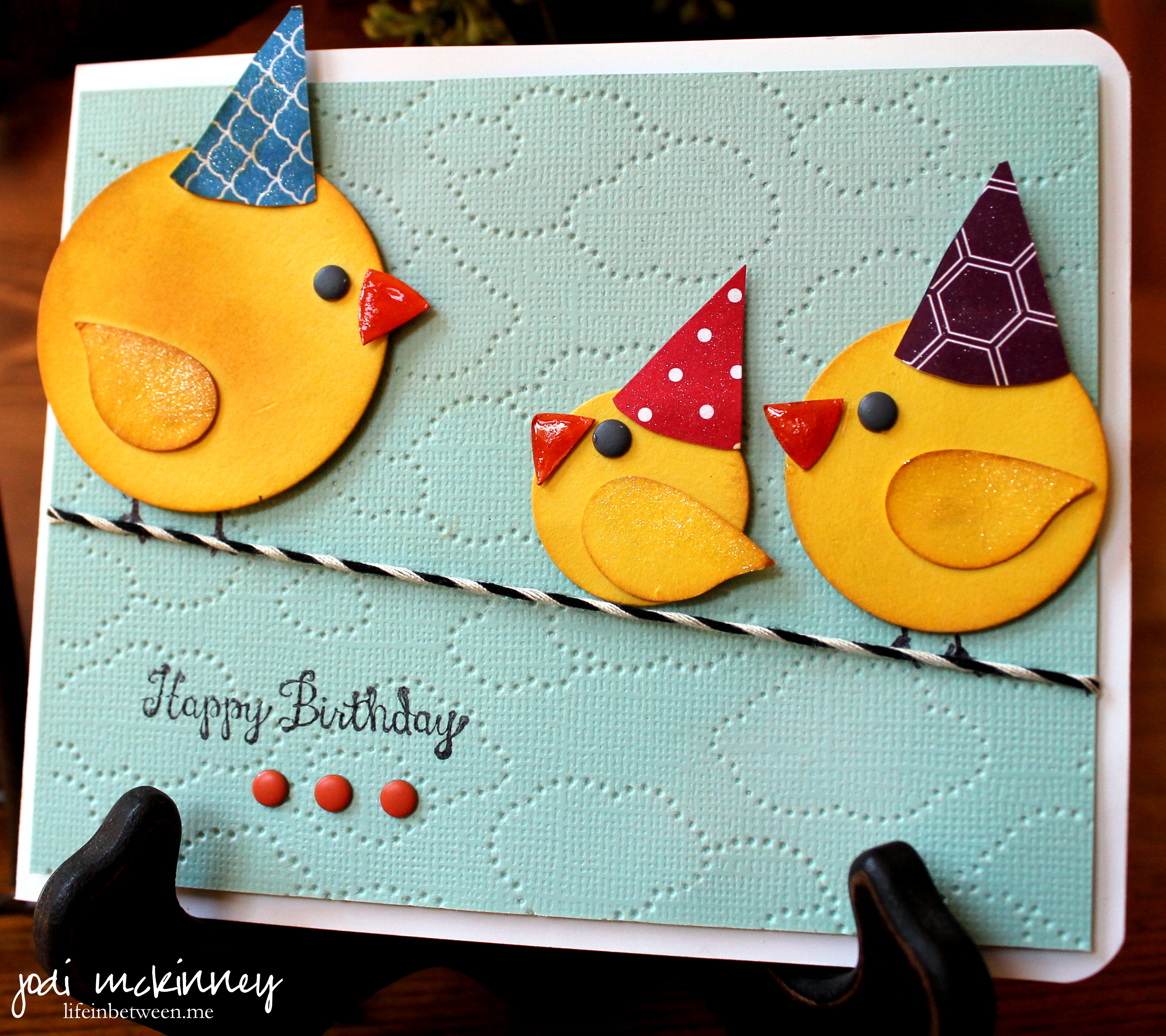 Creative Inspiration in Food Watercolor Photography Writing and – Birthday Card for Child