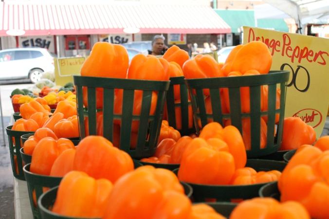 Strip District Pittsburgh PA Produce