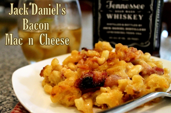 JD Mac N Cheese Cover