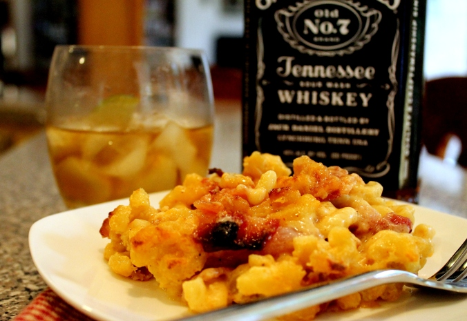 JD Mac N Cheese Plated