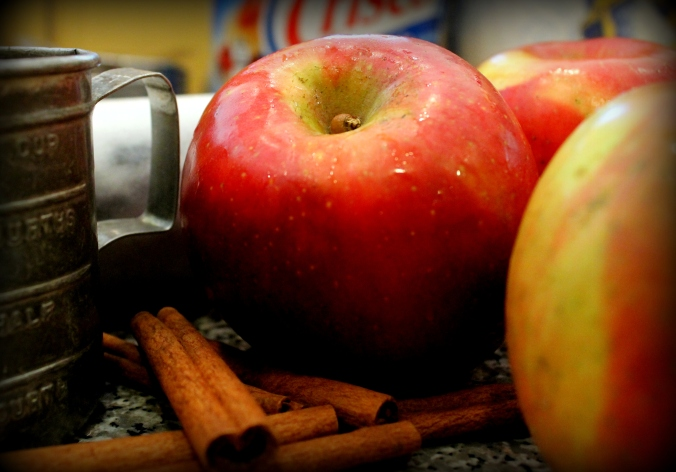 apple dumpling apple