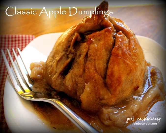 apple dumpling cover