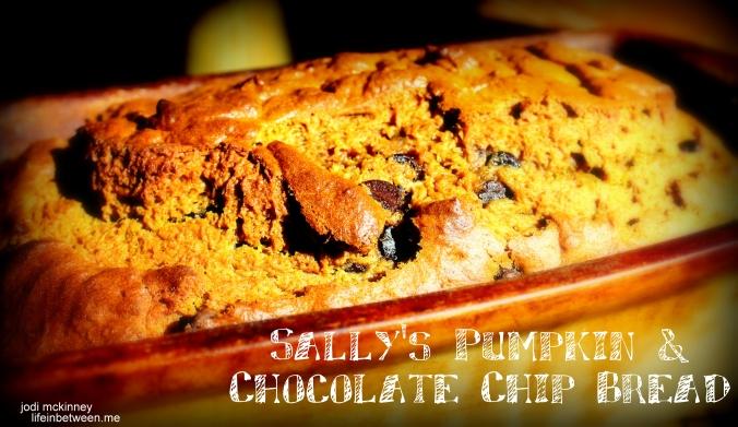 pumpkin bread sallys cover