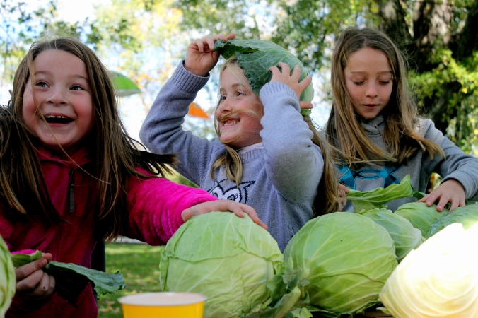 cabbage girls