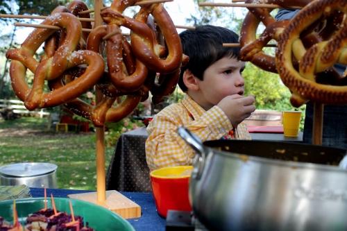 mason pretzels
