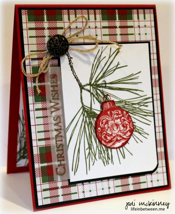 ornamental pine christmas pp219