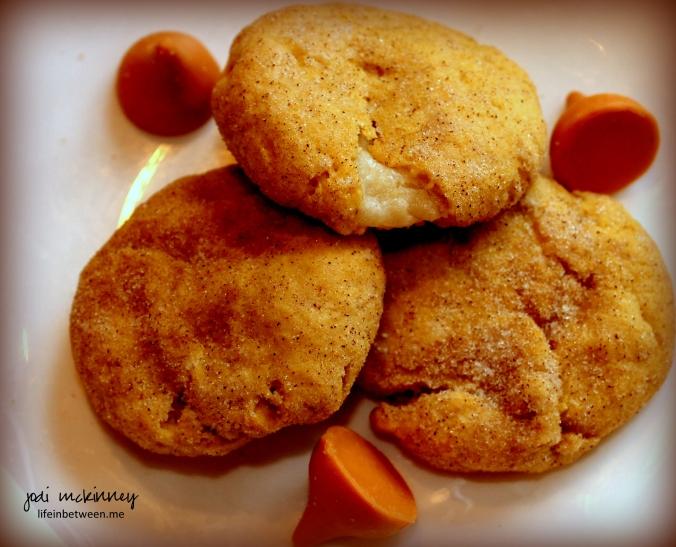 pumpkin cheesecake snickerdoodles 3