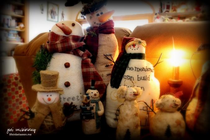 christmas snowies