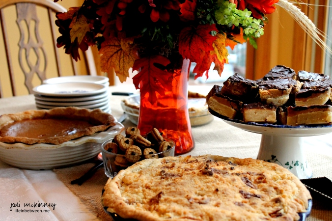 desserts thanskgiving 2014