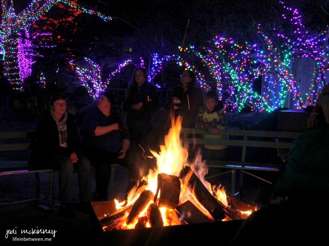 kennywood bonfire