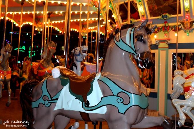 kennywood carousel