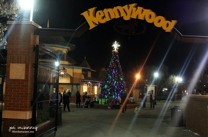 kennywood entrance