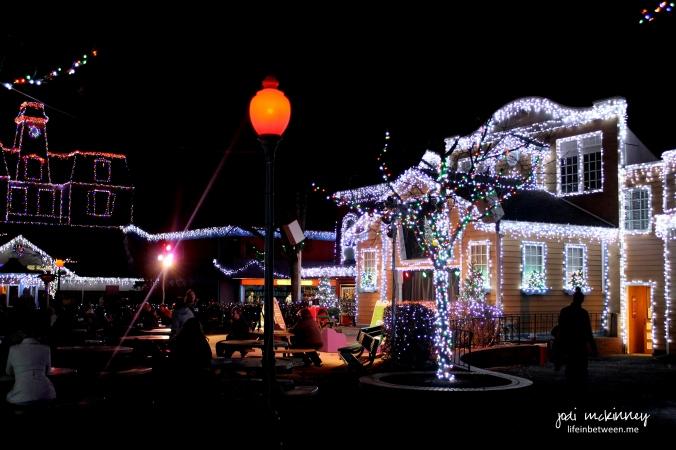 kennywood lights 2