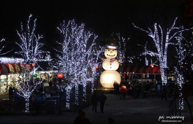 kennywood snowman