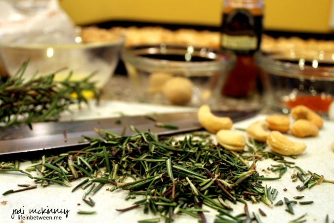 rosemary obsession