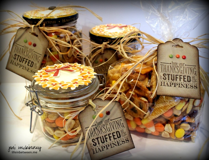 thanksgiving crack snack mix 2