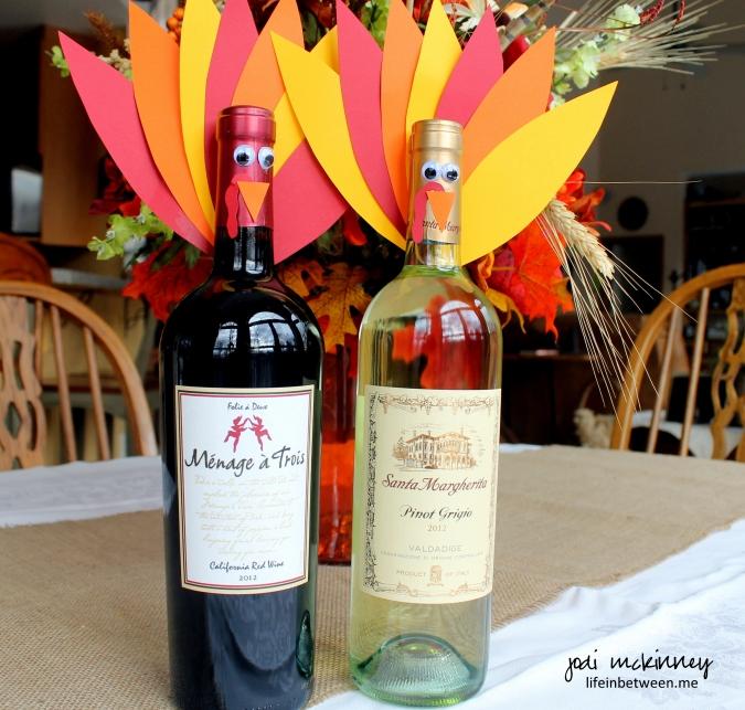 turkey wine bottles