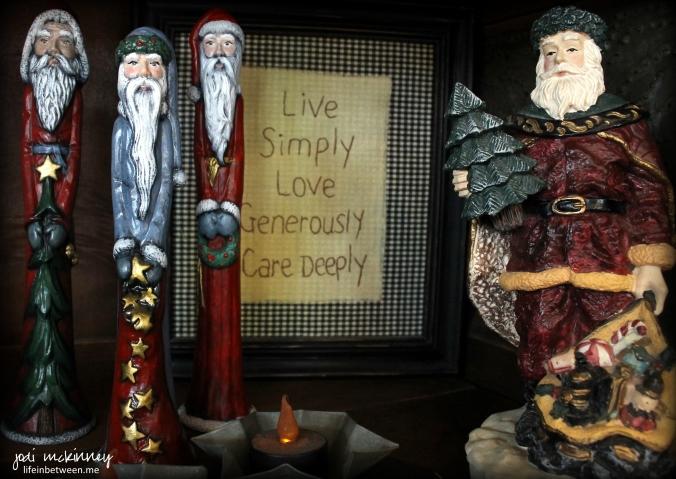 Christmas live simply