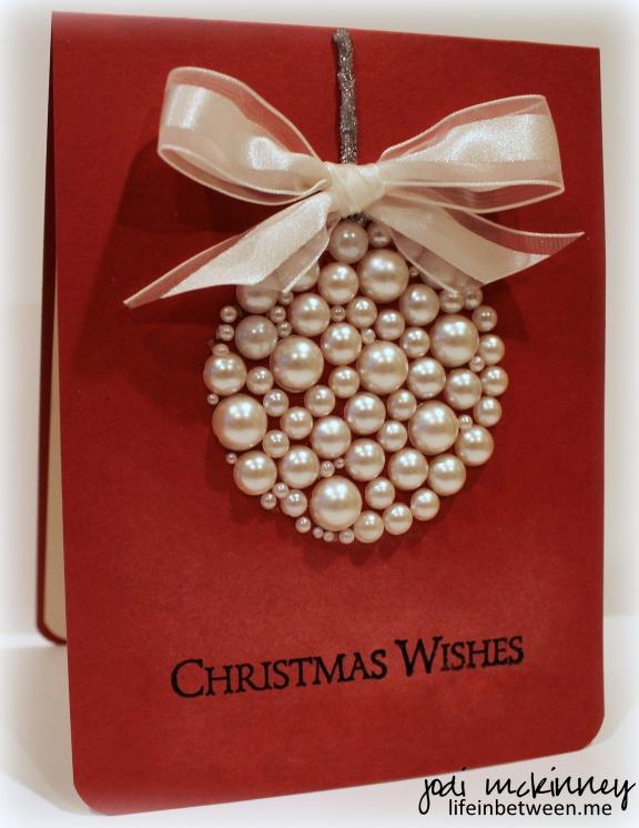 Christmas Wishes Black Tie