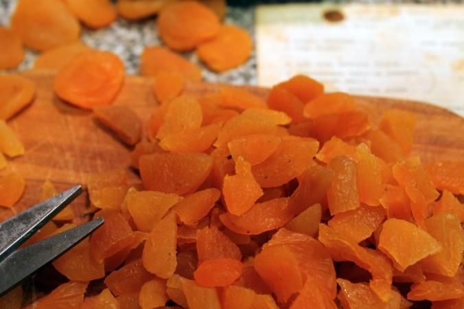 Grandmas Old Fashioned Apricot Nut Bread 1