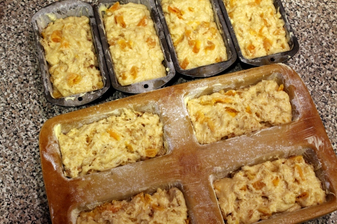 Grandmas Old Fashioned Apricot Nut Bread 10
