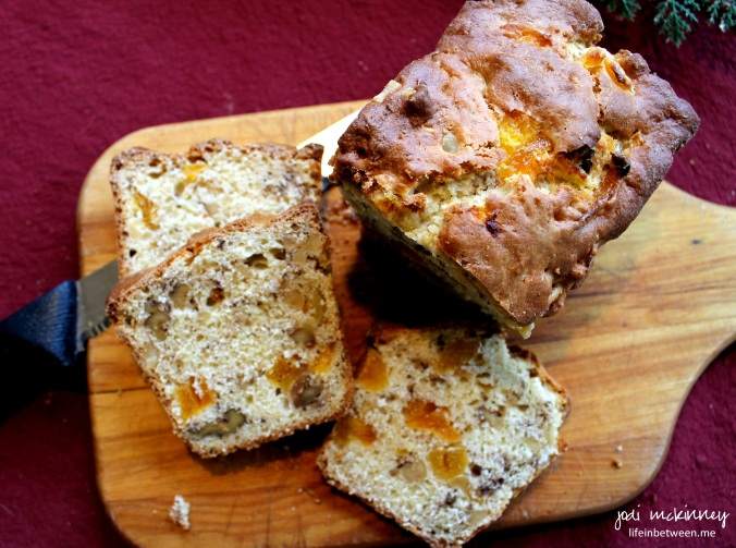 Grandmas Old Fashioned Apricot Nut Bread Last