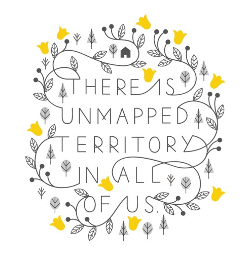 unmapped territory