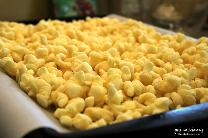 cinnamon popcorn 1