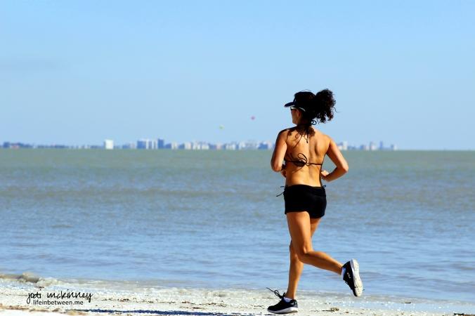 sanibel jogger