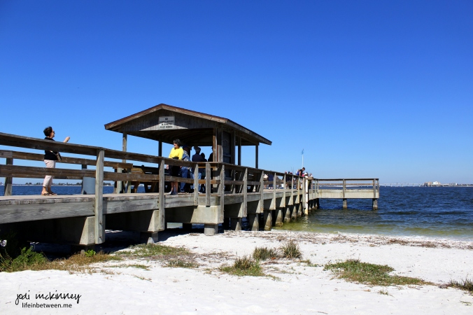 sanibel lighthouse beach pier