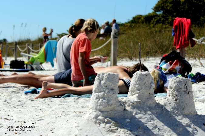 sanibel sand castle