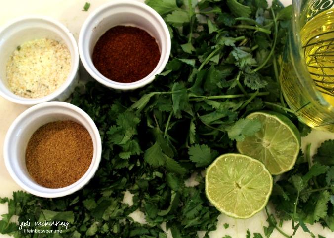 lime cilantro marinade for chicken fajitas 1