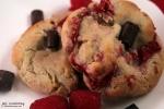 Fresh Raspberry Chocolate Chip Cookie 2