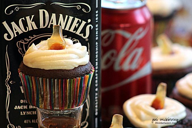 jack daniels and coke cupcakes 2