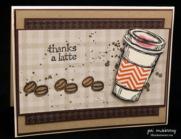 PP246 Thanks a Latte Love Perfect Blend