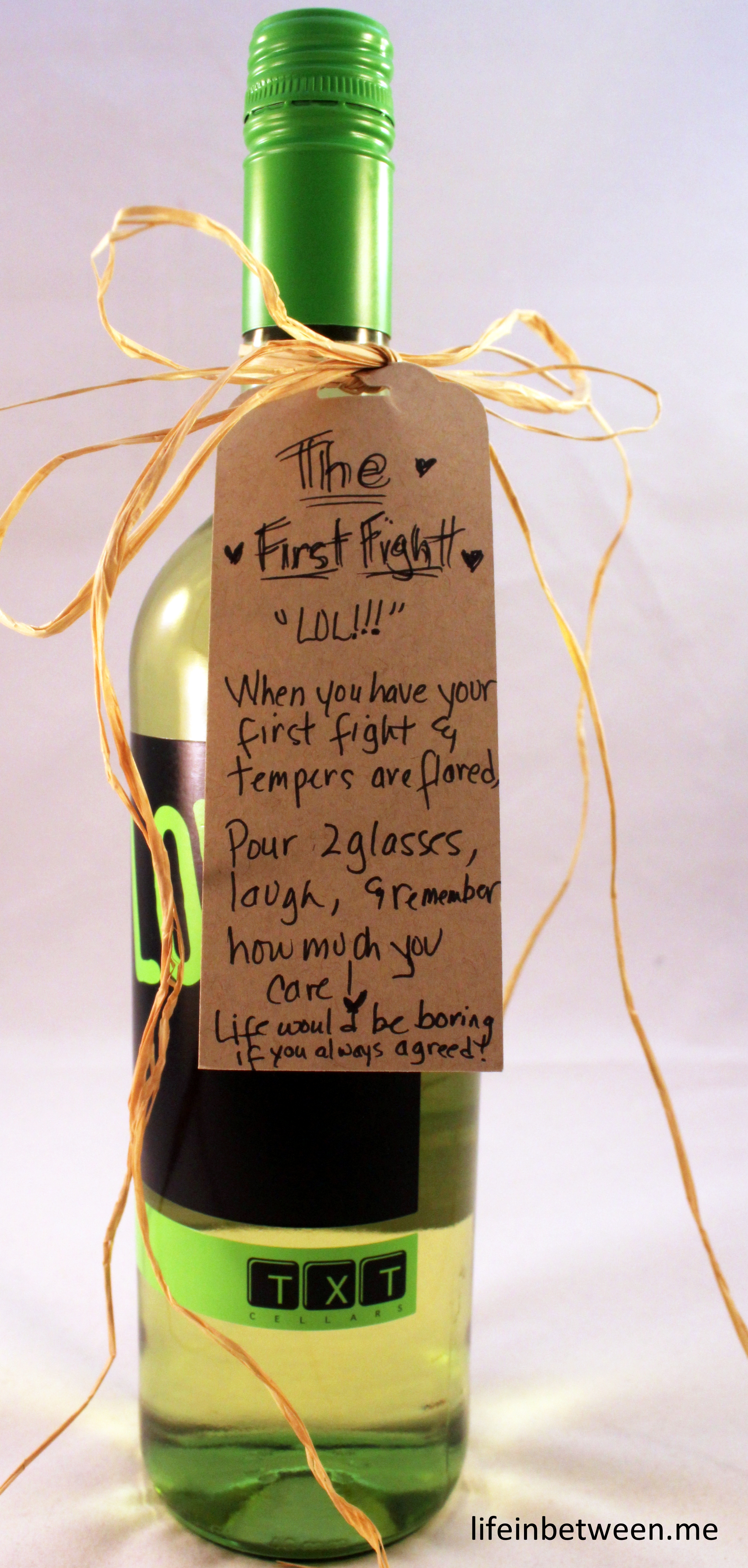 Wine Basket Firsts For Wedding Gift : Creative Inspiration in Food, Watercolor, Photography, Writing and ...