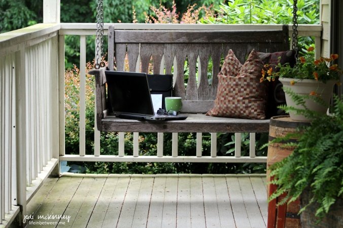 home office front porch