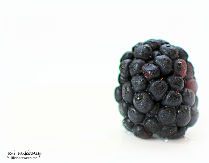 Close Up Blackberry