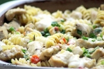chicken noodle soup casserole 2