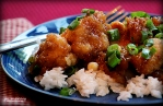 Almost Homemade Easy Crockpot General Tso's Chicken