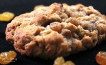chewy honey oatmeal raisin cookies 2
