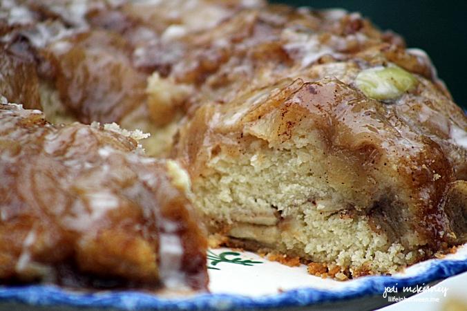 apple fritter cake 4
