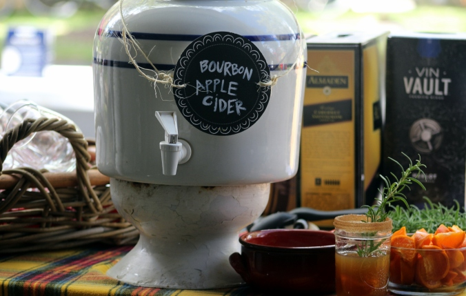 kf bourbon apple cide