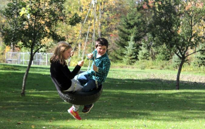 kf kids swing