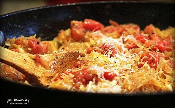 spaghetti squash 2